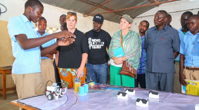 Annual Secondary Schools' National Science and Technology Exhibition kicks off Virtually
