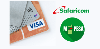 M-Pesa is partnering with VISA for a new global payments platform