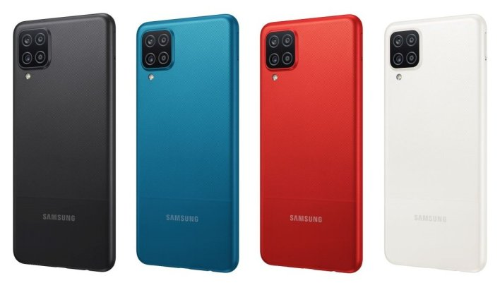 Samsung Galaxy A12 Kenya