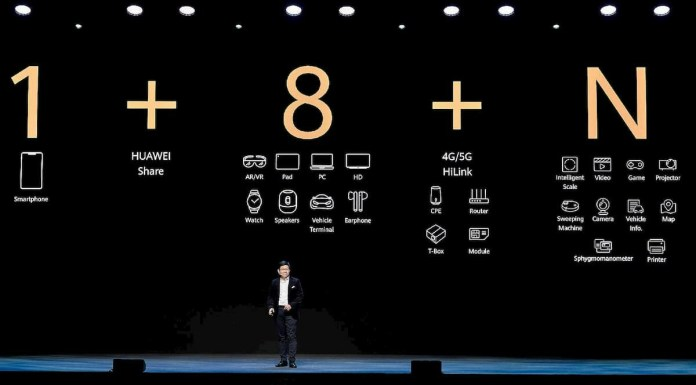 How Huawei's 1+8+n strategy meets today's demands for more interconnected devices