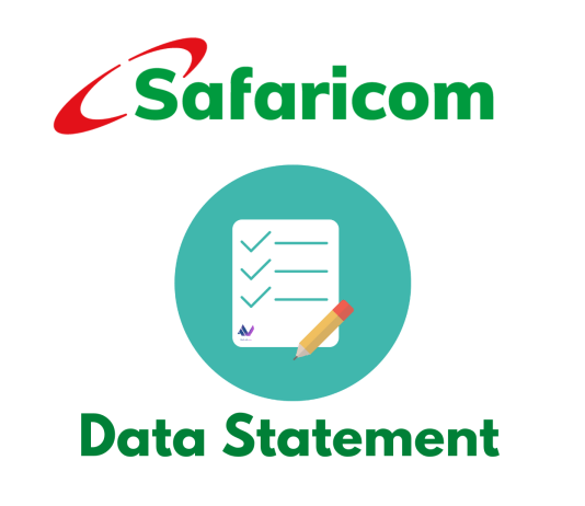 How to get a proper breakdown of your Safaricom Data usage