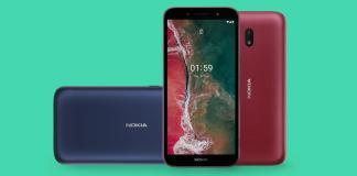 Nokia C1 Plus Kenya