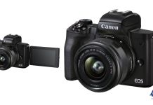 Canon launches the EOS M50 Mark II Camera targeting social media creators