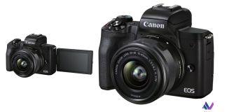 Canon launches the EOS M50 Mark II Camera targeting social media creators
