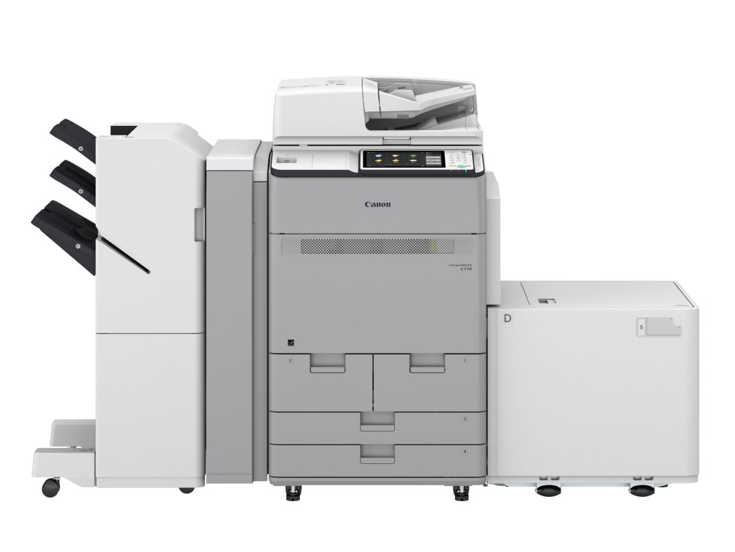 Canon launches C170 Series multi-function printer
