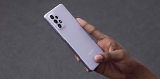 Samsung Galaxy A72 Kenya
