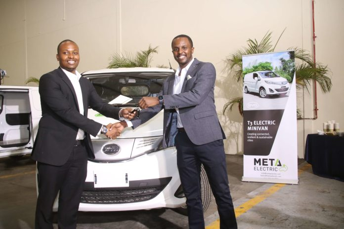 Kenya's First Electric Delivery Vans Unveiled Promising 300KM per Charge