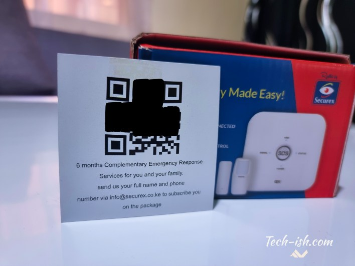 Smart Home Security; Rafiki by Securex is a DIY affordable kit for everyone