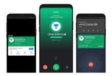 Truecaller Business Identity solution allows businesses to verify their identities using a GREEN VERIFIED BUSINESS BADGE with the accurate name of the business, the logo, and the photo of the organisation.