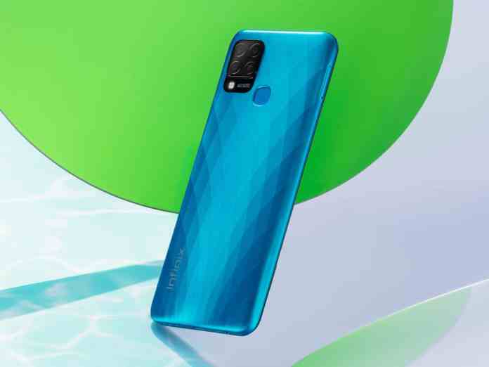 Infinix Hot 10T brings 90Hz display and Helio G85
