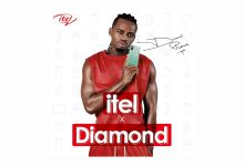 itel announces Diamond Platnumz as Brand Ambassador to headline the new A37