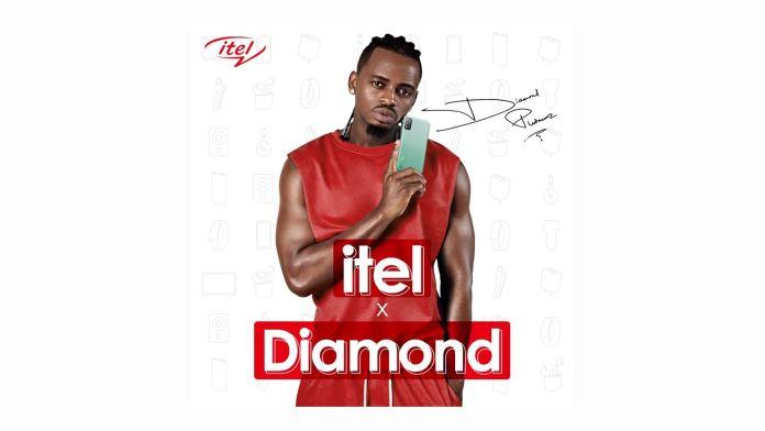 itel announces Diamond Platnumz as Brand Ambassador to headline the new A37