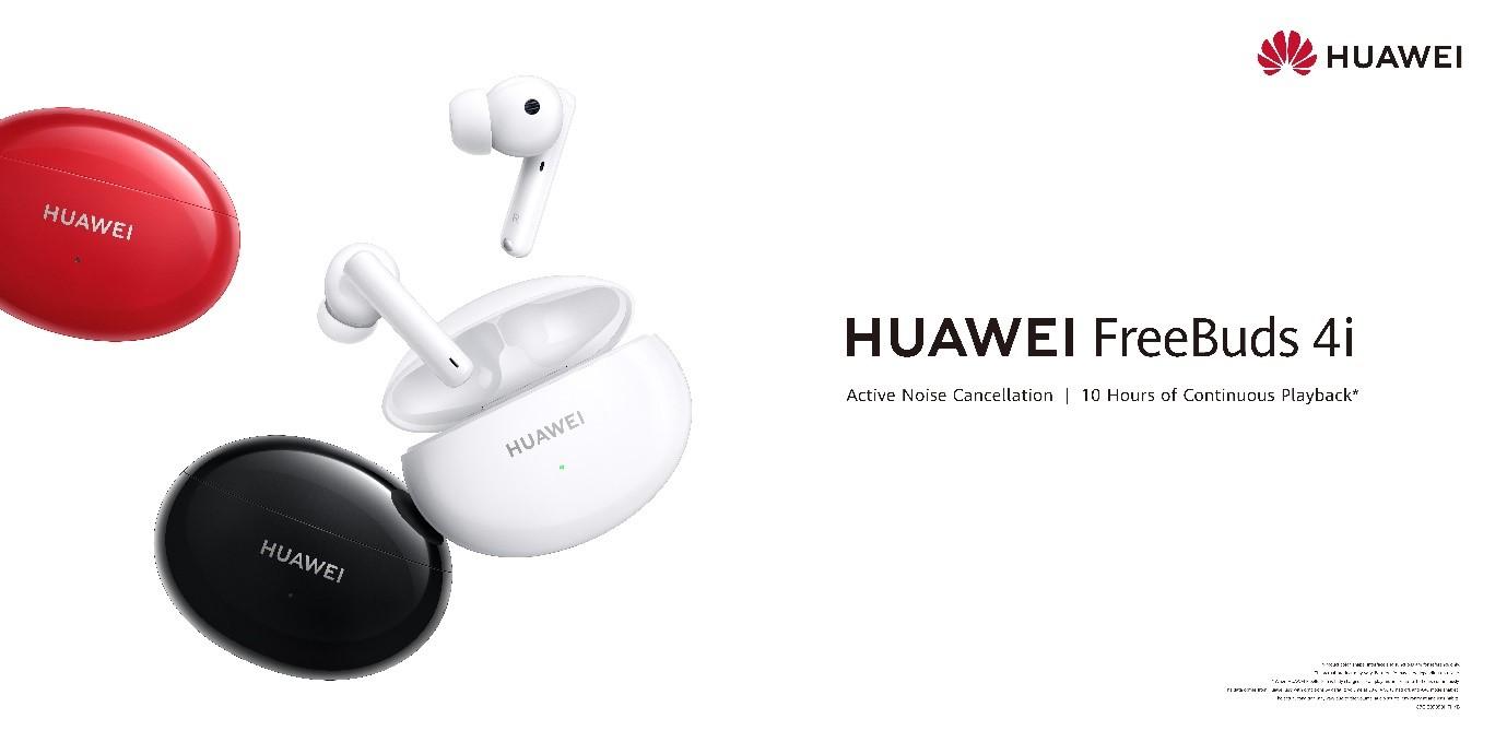Huawei FreeBuds 4i launching in Kenya Soon