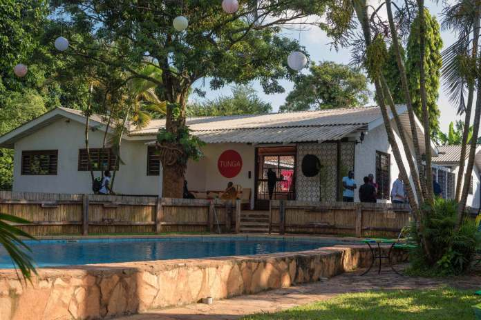 Tunga launches new co-working space in Kampala