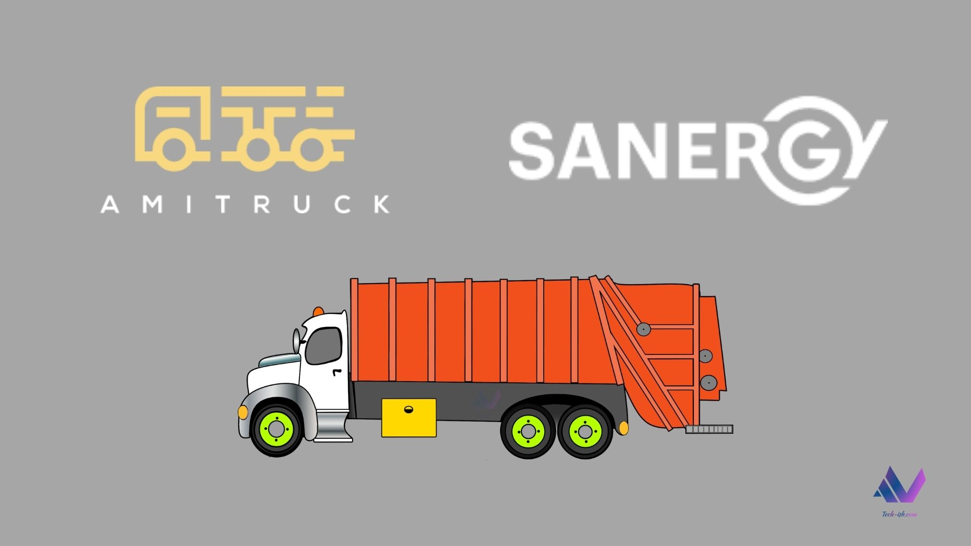 Amitruck and Sanergy partner to tackle waste management in Nairobi