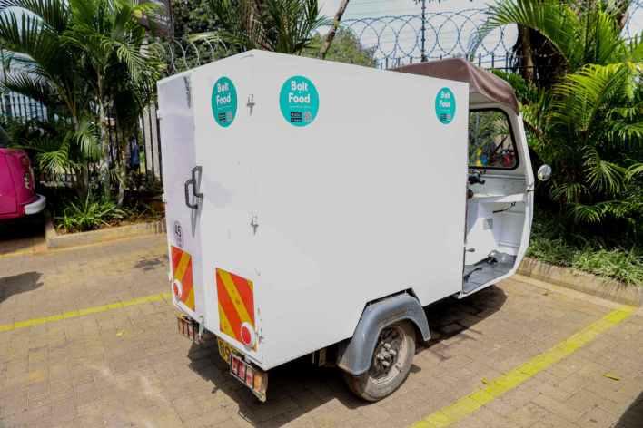 Bolt Kenya adds Electric Bikes and TukTuks to its fleet
