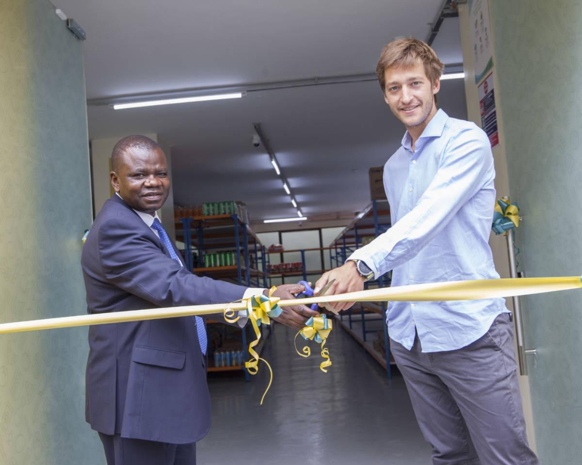 Glovo Micro Centre promises 20-40min delivery in Nairobi