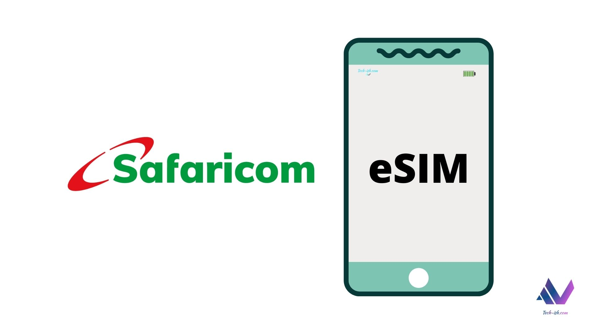 Safaricom introduces eSIM Support; Here's how to get one!