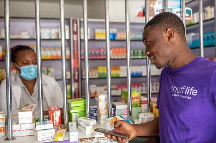 Field Intelligence Shelf Life Delivery at Pharmacy