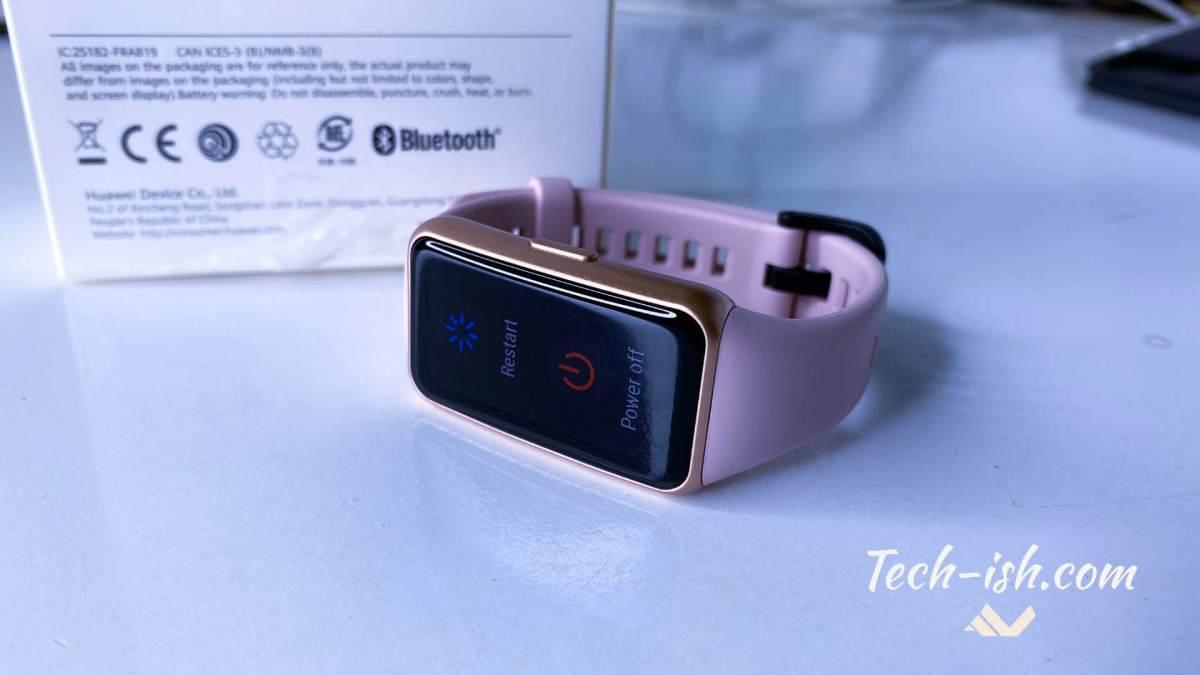 Huawei Band 6 launching in Kenya soon promising 2 weeks battery