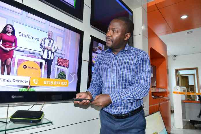 StarTimes Kenya Nyota Subscribers to get more channels in new Promo