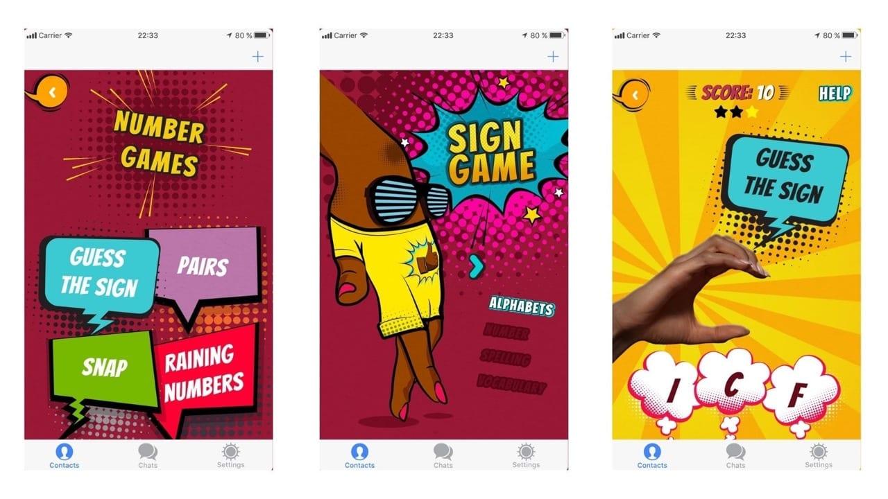 Usiku Games launches fun game to teach young kids Sign Language