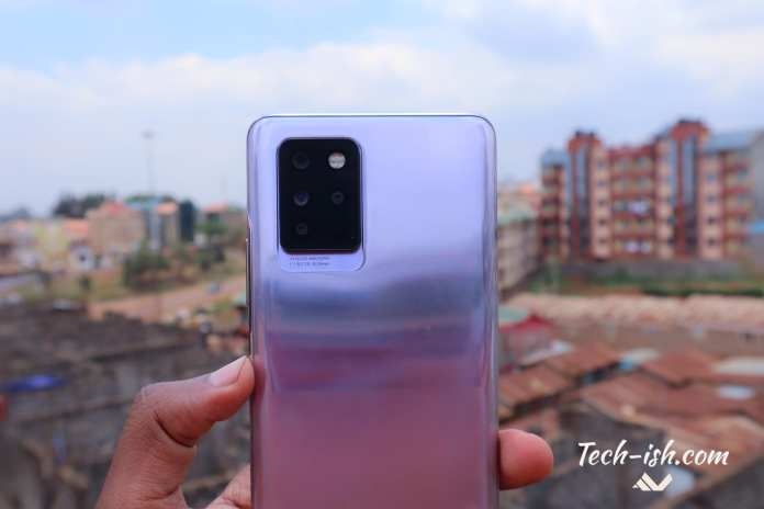 The Infinix NOTE 10 Pro is a really good value-for-money phone!