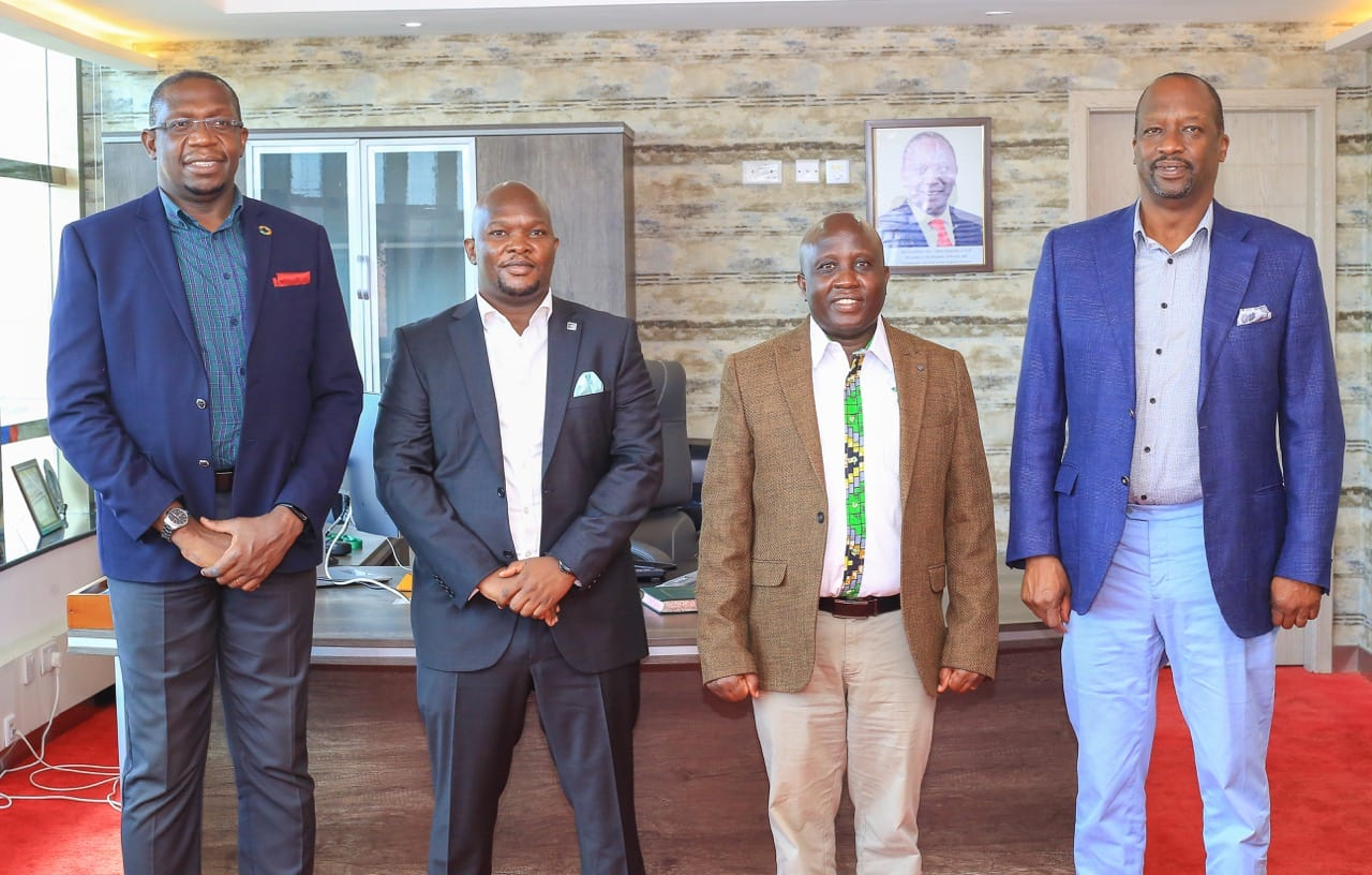 Konza Seeks NSE Partnership to Woo Startup Investors