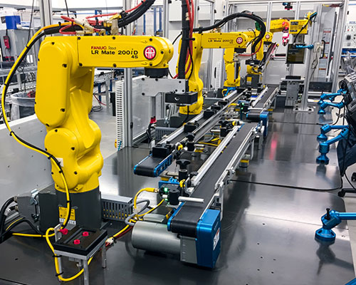 Connected Smart Manufacturing | Tech-Labs