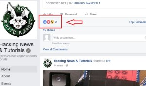 how to get facebook page likes easy hack
