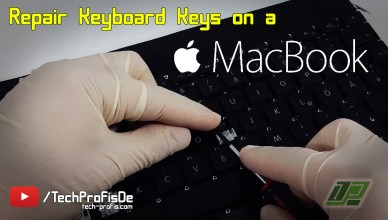 Replace and Repair your Apple MacBook Keyboard