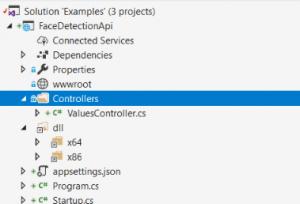 Building Face Detection API hosted on Azure | Tech-Quantum