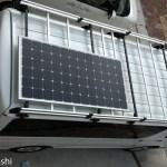 ハイエースソーラーパネルDIY 機器選定と施工・配線方法