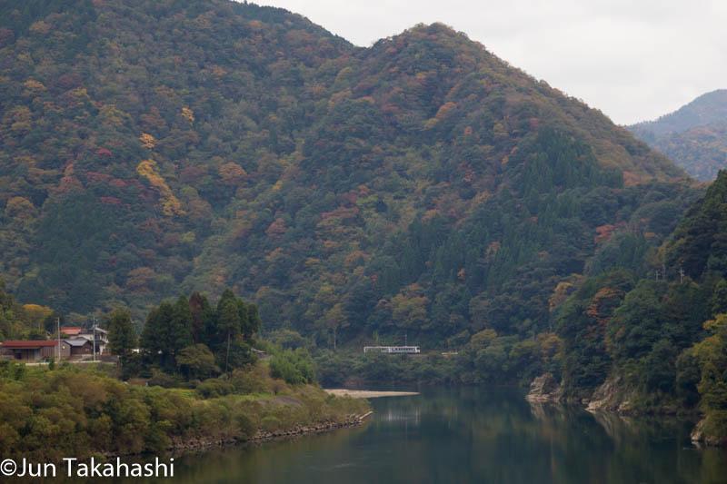 三江線最後の秋