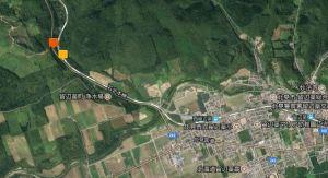 石北本線撮影地地図