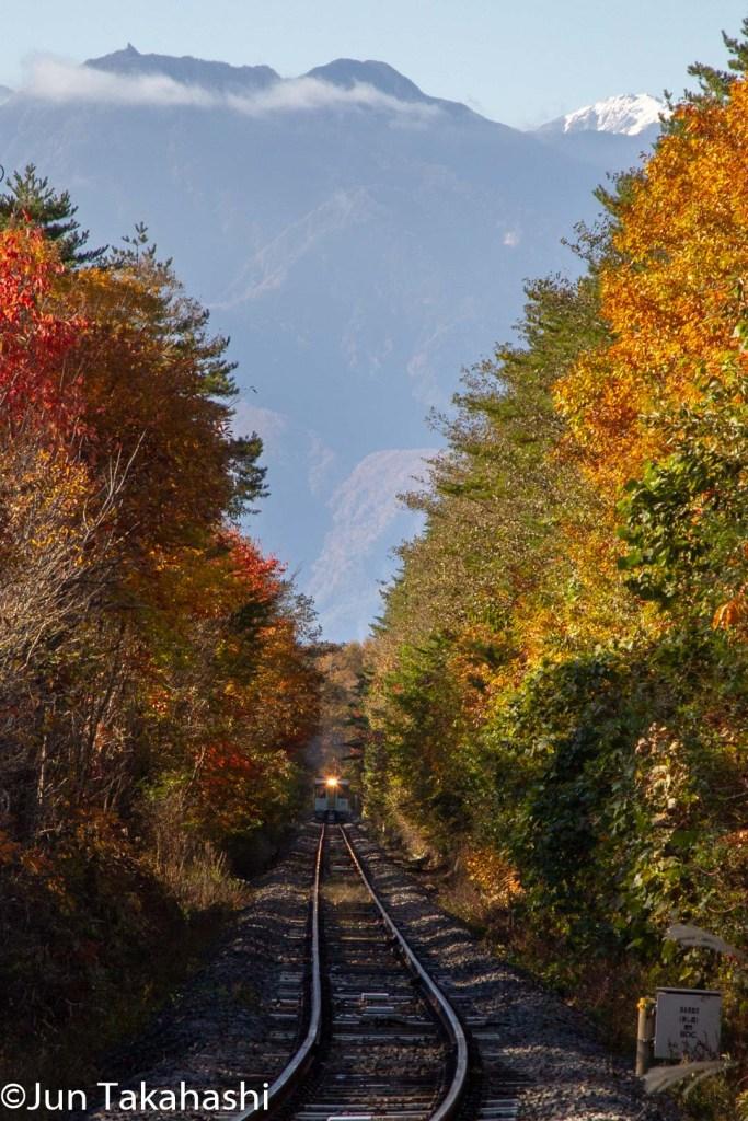 小海線の秋