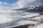 北海道雪景色撮影