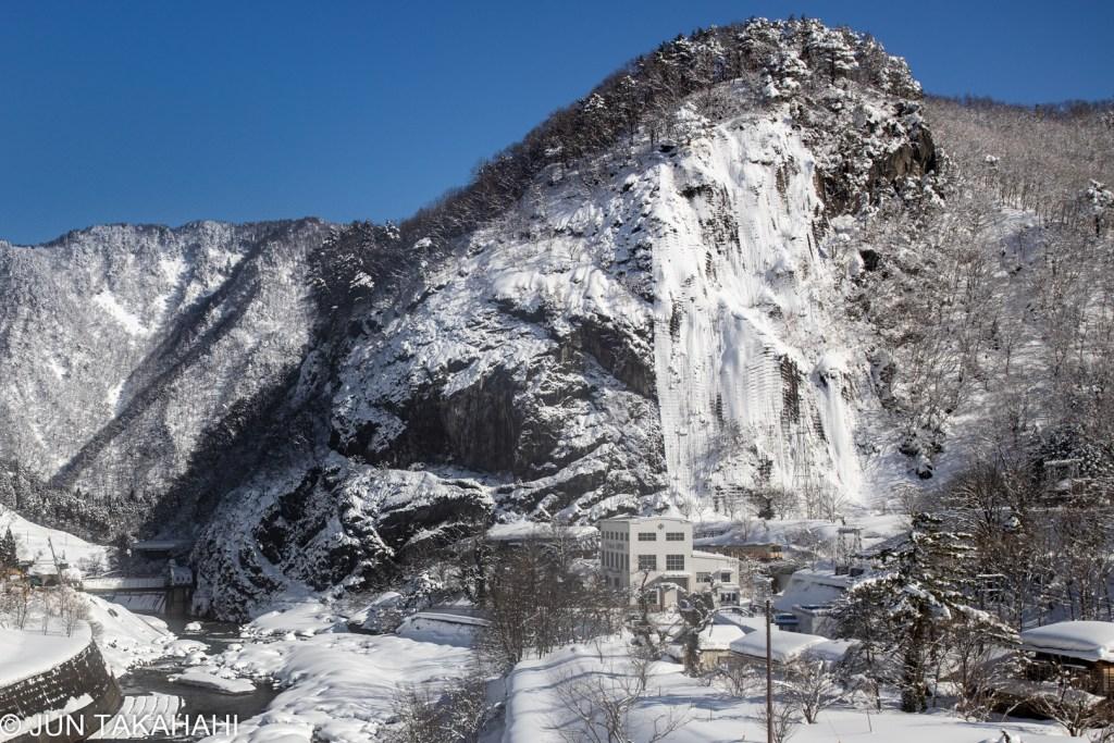 大糸線 平岩-小滝 間