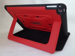 UAG Rogue Folio for iPad Air 2--Back View of Stand