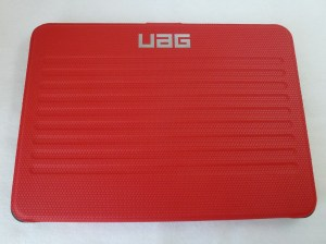 UAG Rogue Folio for iPad Air 2-Closed Front View