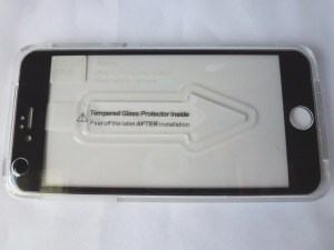 Aegis 3D Curved Tempered Glass Screen Protector: Installer