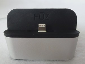 Fuz Everdock with Rubber Protector for Naked iPhone