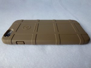 Magpul Field Case for iPhone 6 Plus: Back Side Right View