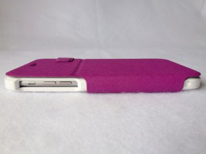 Trident Apollo Folio for iPhone 6 Plus: Side Volume Button View