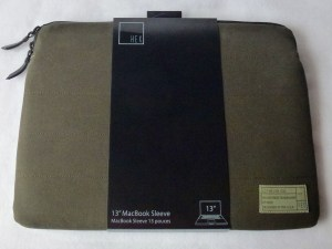 Hex Legion 13 inch MacBook Pro Sleeve: Front