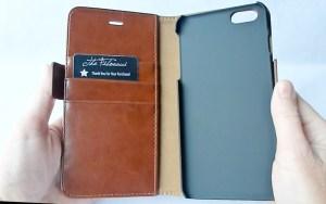Dreem Fibonacci Wallet for iPhone 6 Plus- Open View