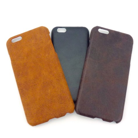 MagCases for iPhone 6 and 6 Plus--Three of the Five Colors