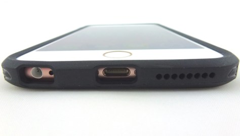 Griffin Survivor Journey for iPhone 6s Plus- Front Bottom View