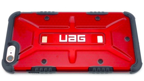 UAG Magma Case for iPhone 6s Plus- Back View