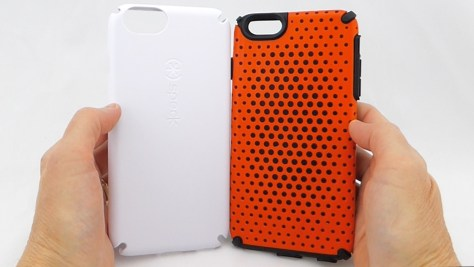 Speck GammaShell for iPhone 6s Plus- Inner and Outer Shells